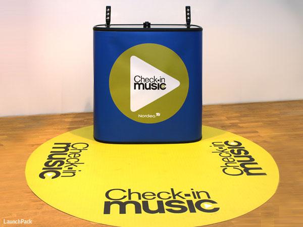 Check in musick