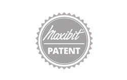 Maxibit Patent for displays